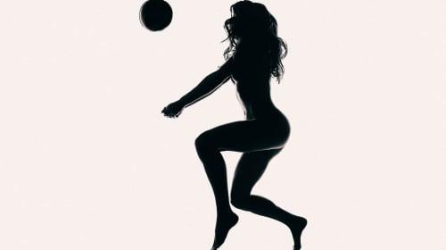 Sexiest Beach Volleyball Girls