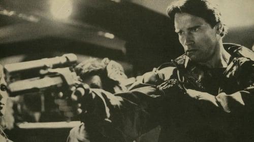 Making The Terminator