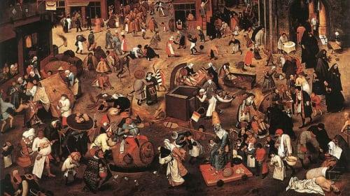 How People Prepared Food in the Dark Ages