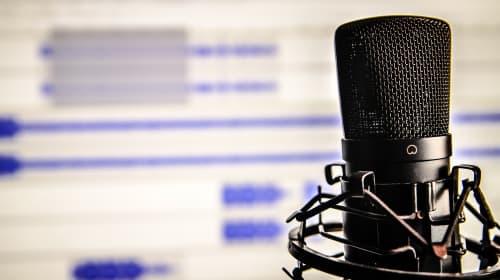Be Heard in Podcasting