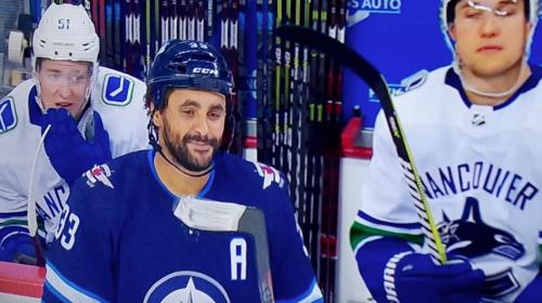 Game #7: Winnipeg Jets vs Vancouver Canucks