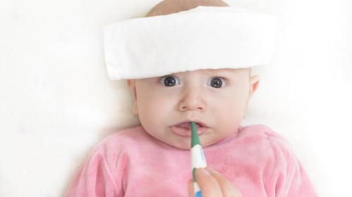 To the Parent with the Sick Child