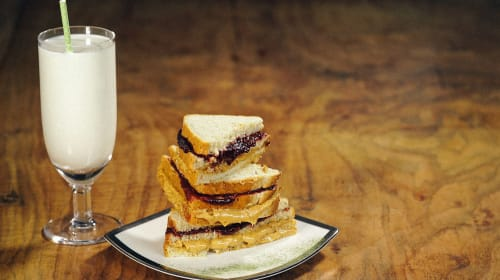 Peanut Bud Butter and Jelly Recipe