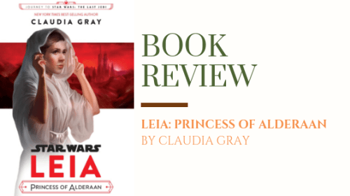 'Leia, Princess of Alderaan'