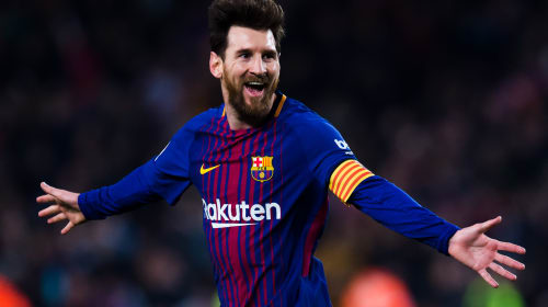 The 10 Best Players in the World