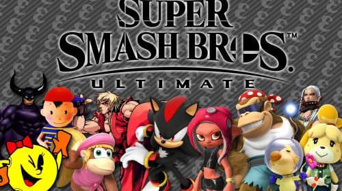 Potential Echo Fighters for 'Super Smash Bros. Ultimate'