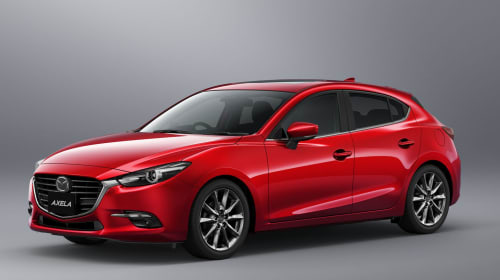 What's New for the 2018 Mazda3