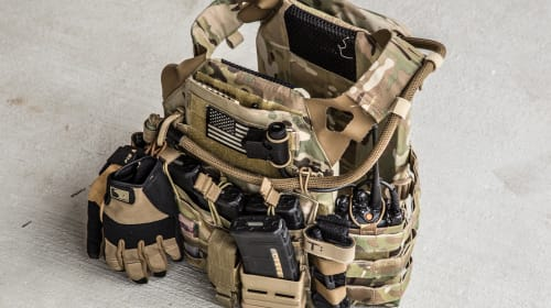 Best Military Tactical Vests in 2018 & Their Many Uses
