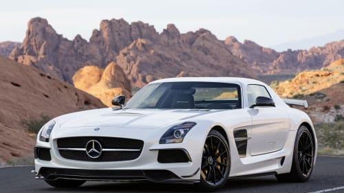 10 Best Vintage Mercedes-Benz Cars