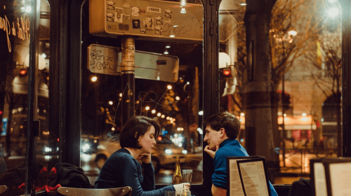 5 Things NOT to Say on a First Date