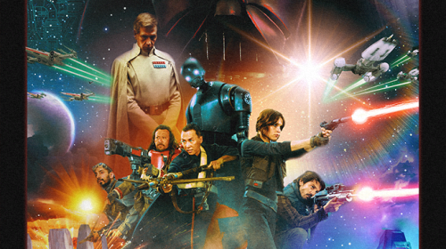 Star Wars Rogue One Delivers Original Story But Disconnected Characters Keeps You From Caring