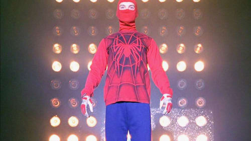 The Human Spider Cosplay DIY
