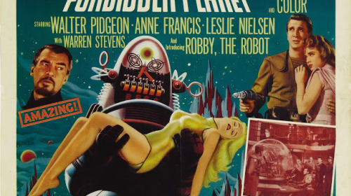 'Forbidden Planet' - A Sci-Fi Haunted House Tale