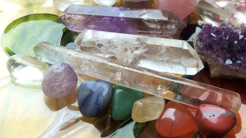 10 Minerals to Own to Start Your Crystal Healing