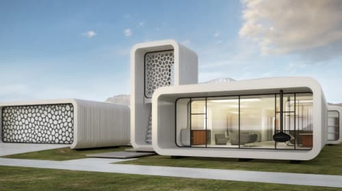 How Are 3D Printed Houses Shaping the Real Estate Industry