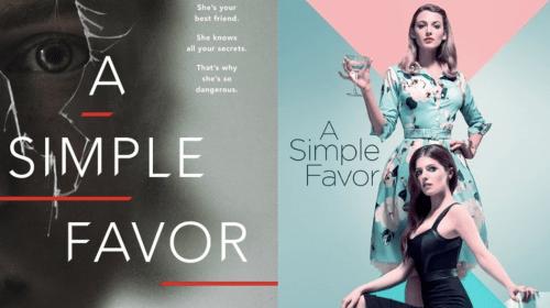 'A Simple Favor' - Movie Vs Book