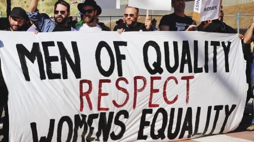 Gender Equality in Research Articles