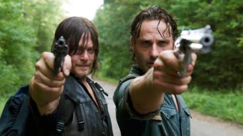 'The Walking Dead' To Get 'Bloody' Long Finale