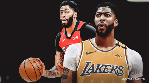 AD to the Lakers?