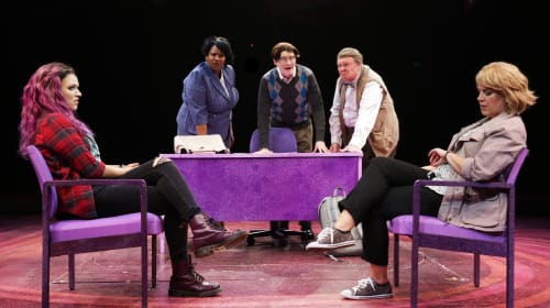 North Shore Music Theatre's 'Freaky Friday' Is a Fantastic Hit!