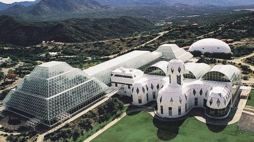 Tucson's Biosphere 2 Lessons