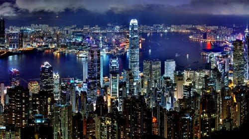 Traveling to Hong Kong for the First Time