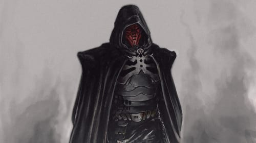 'Star Wars' Sith Books