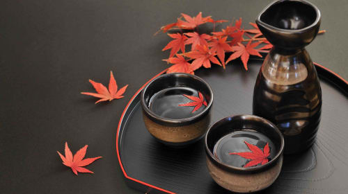 Beautiful Sake Sets Your Friends Will Adore