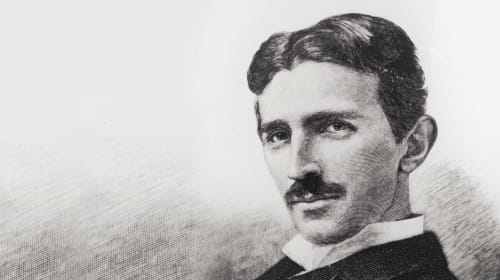 Buried Screwball Facts About Nikola Tesla