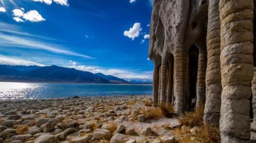 Finding Crowley Lake Columns