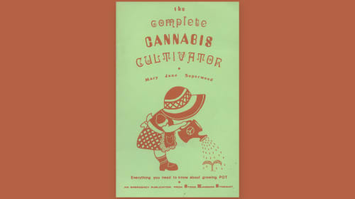 This 1969 Pamphlet is the Ultimate Guide to Growing Cannabis