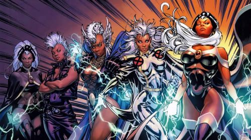 Alexandra Shipp Is Right, Storm Doesn't Need Black Panther