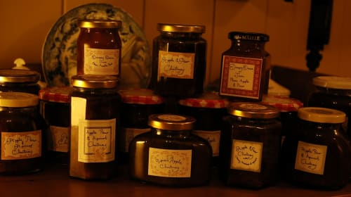 Irresistible Jam and Chutney