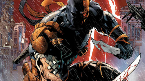 3 Actors Who Could Pull Off Deathstroke in the DC Cinematic Universe