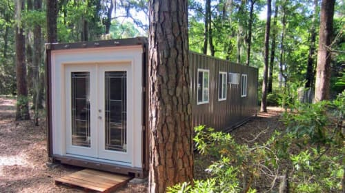 8 Unique Tiny Houses You Can Order on Amazon Right Now