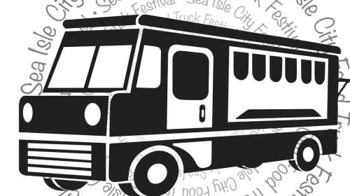 Just Grubbin Series: Sea Isle City Food Truck Festival