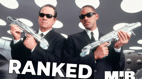 All 4 'Men In Black' Films Ranked!