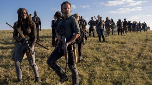 'The Walking Dead' Season Finale