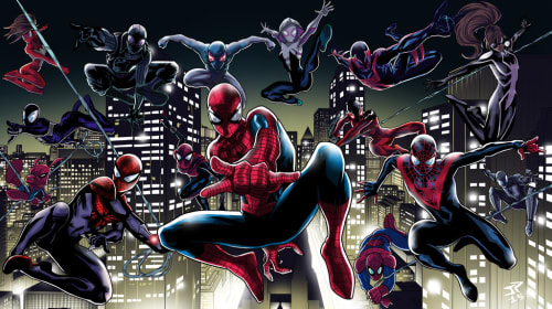 Top 10 Spider-Man Suits of All Time
