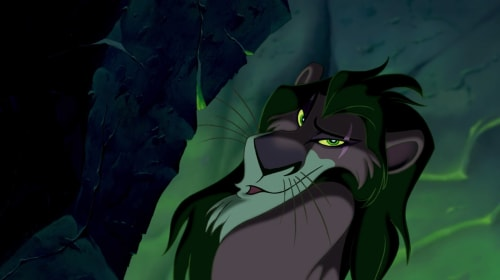 See Jeremy Irons Singing As Scar In Rare Behind The Scenes Look At 'The Lion King'