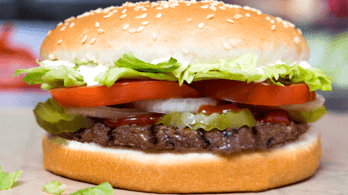 Would You Like a Whopper with Your Traffic Jam?