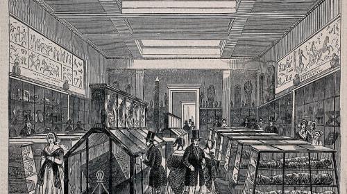 Sir Hans Sloane, Magic Mirrors and the British Museum