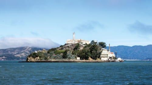 Freedom on Alcatraz Island