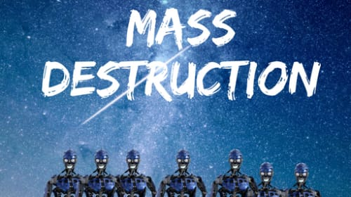 Inspiration Behind 'Game of Mass Destruction'