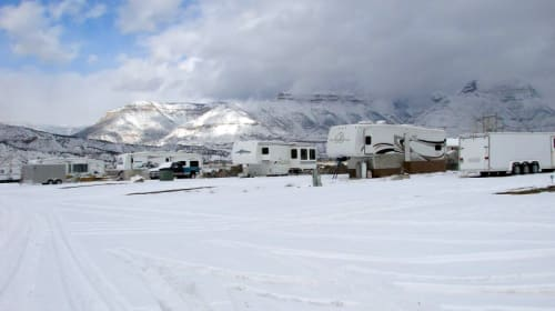 Cold Weather Survival in an RV