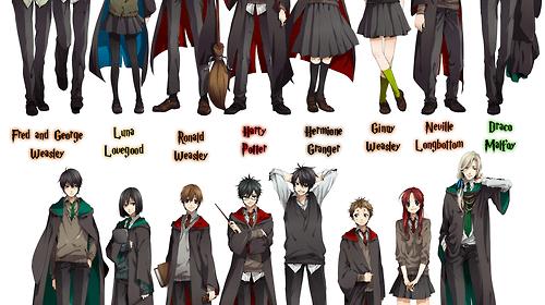 Harry Potter Fanfiction: Headcannon Vs. Fannon.