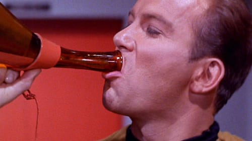 'Star Trek' Booze: 50 Years Of Drinking With The Starship Enterprise
