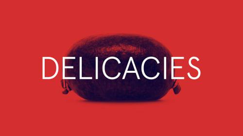 Most Interesting Food Delicacies