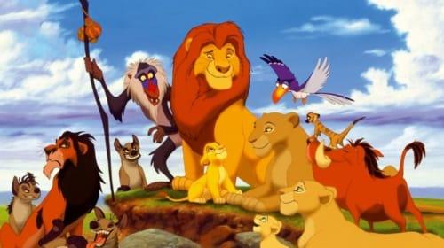 Disney Live Action Cast for 'The Lion King'