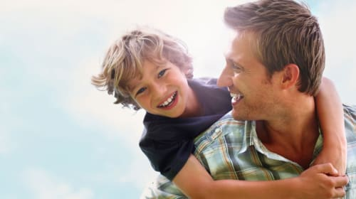Reasons a Sensitive Dad Is the Father Every Son Needs